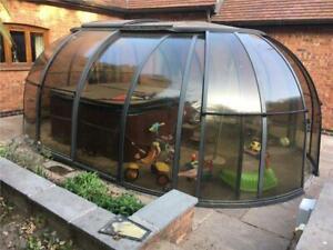 Garden Pod/ Sunhouse/Hot Tub Enclosure
