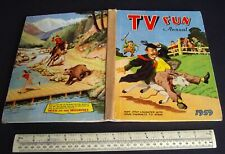 More details for 1959 tv fun annual. arthur askey max bygraves winifred atwell jimmy edwards