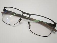 Mykita NO.1 ERNIE 149 Dark Brown Glasses Eyewear Eyeglass Frame Handmade Germany