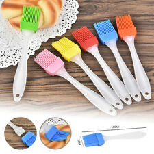 Baking BBQ Basting Brush Bakeware Pastry Bread Oil Cream Cooking Silicone UK**