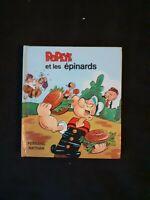 Popeye et les épinards - Fernand Nathan (Pop-Up)