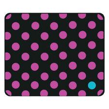 Centon OTM Prints Mouse Pad - Purple Dots