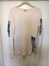Lucky Brand Women's Long Sleeve Knit Shirt, size L