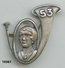 Insigne , 53  Bon. de Chasseurs Alpins