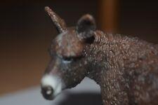 Schleich Sammelfiguren Poitou Esel 13661 Tiere Spielzeug