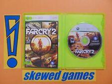 Far Cry 2 - Farcry - XBox 360 Microsoft