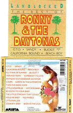 RONNY &  THE DAYTONAS - BEST OF: LANDLOCKED (CD) 20 TRACKS   IMPORT