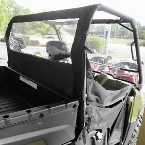 Seizmik Rear Dust Panel For Polaris Ranger 800 XP 2010-2012