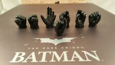 "Hot Toys DX02 Dark Knight TDK Batman 1/6 scale 12"" action figure's 7 hands only!"
