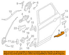 LAND ROVER OEM 13-16 Range Rover-Outside Exterior Door Handle LR055921