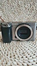 Sony Alpha A6000 24.3MP Digital Camera - Silver (Body Only)