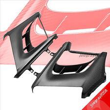 RC Carbon Fiber Radiator Side Fairings DUCATI Diavel Dark Carbon Strada Cromo