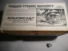 Warhammer 40k Armorcast Forgeworld Tyranid Rogue Trader resin Haruspex X.5