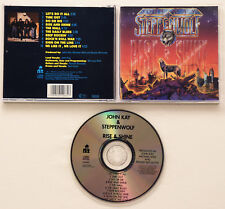John Kay & Steppenwolf - Rise & shine (1990) The Wall, Rock'n Roll War,Do Or Die