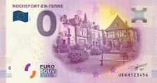 Billet 0 Euro - 56 Rochefort en Terre - 2020-1