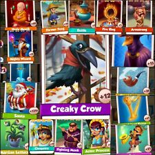 16 Rare Cards ###  Coin Master Cards Fastest Delivery