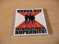 CD Green Day - International Superhits! - 21 Songs - 2001