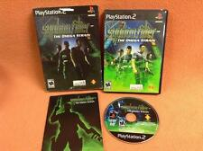 Syphon Filter Omega Strain Playstation 2 PS2 Game FREE SHIP Complete!