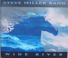 Steve Miller Band-Wide River REMASTERED CD NUOVO OVP