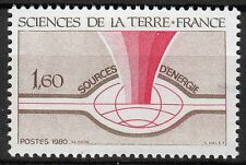 FRANCE TIMBRE NEUF  N° 2093 ** SCIENCE DE LA TERRE