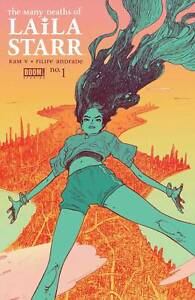 Many Deaths of Laila Starr #1 | Select Covers | Boom! Stuido NM 2021