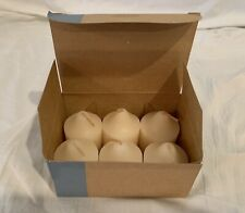 Partylite Box of 6 New Holiday Spices votive candles New in Box