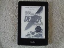 Amazon Kindle Paperwhite 6th Generation e-book Reader 4GB Wi-Fi + 1420 books