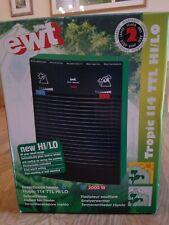 EWT 2KW Electric Greenhouse Fan Heater Built In Thermostat