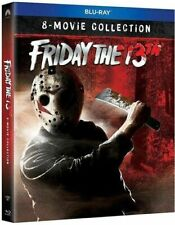 Friday The 13th Ultimate Collection BLURAY 8 Disc Reg B