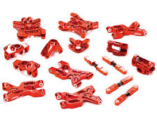 T5025RED Integy Billet Machined Suspension Set Package for HPI Savage XS Flux