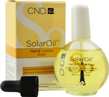 Cnd Solare Olio Unghie & Cuticole Balsamo 68ml