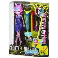 MONSTER HIGH Create A Monster Colour Me Effrayant Loup-garou doll