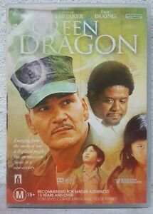 Green Dragon DVD Patrick Swayze Movie Forest Whitaker TRUE STORY WAR VIETNAM