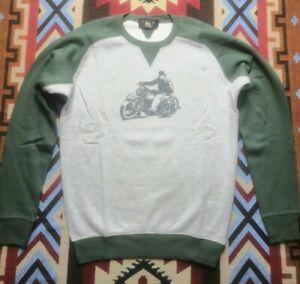 RRL Double RL Ralph Lauren Cotton Sweater T-shirt