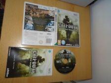 Videogiochi Call of Duty Activision per Nintendo Wii