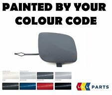 BMW NEW FRONT BUMPER TOW HOOK EYE COVER F20 F21 LCI PAINTED BY YOUR COLOUR CODE