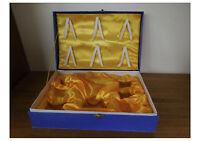 Kiste Sammlung von Adamo Gold Design Xxème Vintage Curiosity By Pn