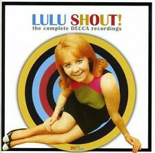 Lulu - Shout! - The Complete Decca Recordings [CD]