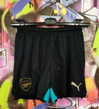 Arsenal London Gunners Football Soccer Shorts Puma Youth Size Xl / Mens size Xs