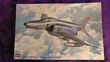 Hasegawa 1:48 F-4E Phantom II '30th Anniversary' Model Kit #PT8 07208 SEALED BAG