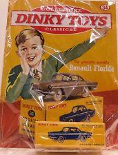 DINKY TOYS RENAULT FLORIDE 543 MINIATURES FRANCE VOITURE 1:43 MODEL VINTAGE