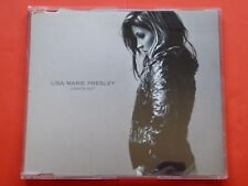 Lisa Marie Presley 'Lights Out' (2003) Collectable Promotional CD