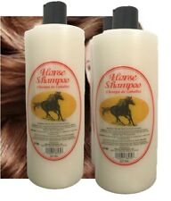 Horse Tail HUMAN SHAMPOO STRAIGHT ARROW HEALTHY SHINY THICK HAIR GROW hair FAST