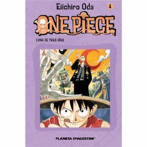 One Piece 4 - Español