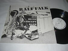 (3893) Ralf Falk All Blues Concept Band - Same - 1990