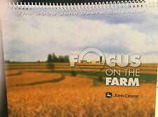 John Deere 2006 Calendar FOCUS ON THE FARM