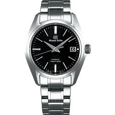 New Grand Seiko Automatic High-Beat Men's Stainless Steel Watch SBGH205