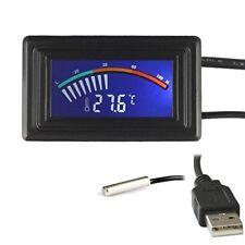 Keynice Thermomètre Digital Capteur de Température avec branchement Usb...