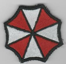 Patch toppa umbrella resident evil VELCR. o TERMOSALDABILE