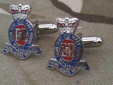 Royal Horse Artillery RHA Military Cufflinks